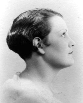 Eton Crop Twenties Short Hairstyle