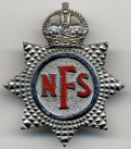 NFS cap badge